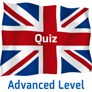 English exam - Advanced Level