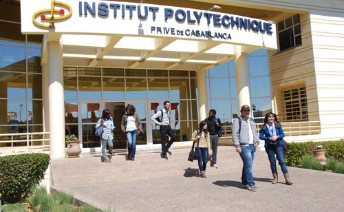 institut polytechnique de casablanca   concours d