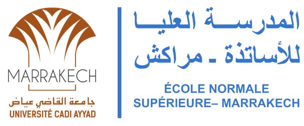 concours licence en  u00e9ducation ens marrakech 2018