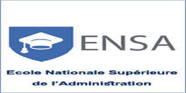 المدرسة الوطنية العليا للإدارة: نتائج الاختبار الكتابي لمباراة ولوج سلك التكوين الأساسي للمدرسة الوطنية العليا للإدارة - 50 منصب